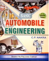 + Basic Automobile Engineering (English) + Dhanpatrai Books